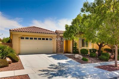 Las Vegas Single Family Home For Sale: 8320 Imperial Lakes Street