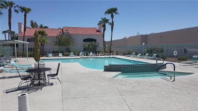 Las Vegas Condo/Townhouse For Sale: 2725 Nellis Boulevard #1200