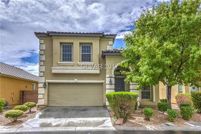 Las Vegas NV Single Family Home Sale Pending: $297,000