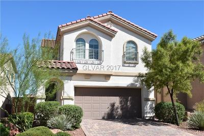 Las Vegas Single Family Home For Sale: 7640 Lone Shepherd Drive