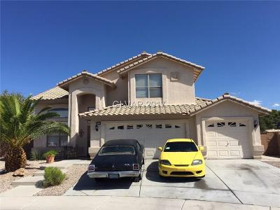 Las Vegas NV Single Family Home For Sale: $269,000