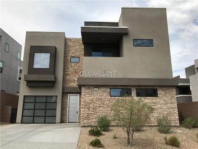 Las Vegas Single Family Home For Sale: 221 Glen Lee Street
