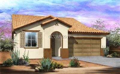 North Las Vegas Single Family Home Contingent Offer: 5813 Petrified Tree Lane