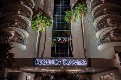 Regency Towers Amd High Rise For Sale: 3111 Bel Air Drive #22C