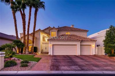 Las Vegas Single Family Home For Sale: 5236 Great Horizon Drive