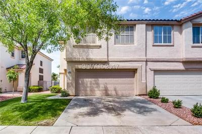 Henderson NV Condo/Townhouse For Sale: $269,500