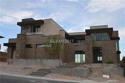 Boulder City, Henderson, Las Vegas, North Las Vegas Single Family Home For Sale: 92 Sun Glow Lane