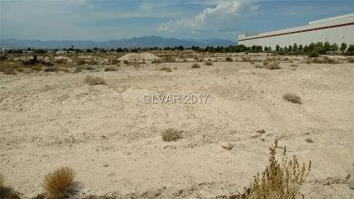 North Las Vegas Residential Lots & Land For Sale: West Street