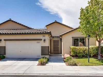 Las Vegas Condo/Townhouse For Sale: 11093 Bandol Place
