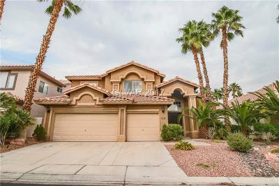 Las Vegas, North Las Vegas, Henderson Single Family Home For Sale: 9508 Catalina Cove Circle