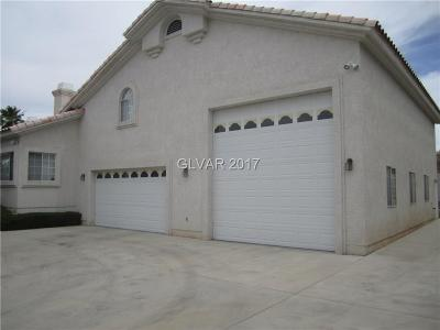 Las Vegas Single Family Home For Sale: 2425 La Seyne Court