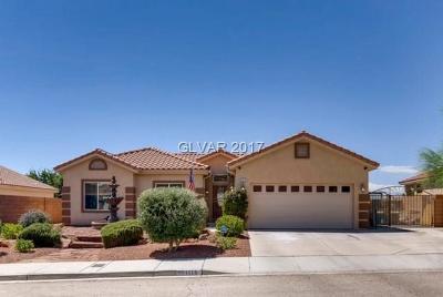 Boulder City Single Family Home For Sale: 1115 Endora Way