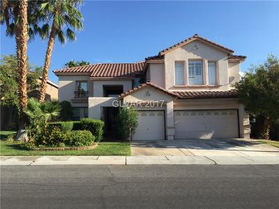 Single Family Home Under Contract - Show: 8316 Desert Quail Drive