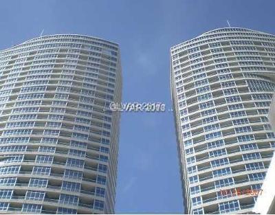 Las Vegas High Rise For Sale: 4575 Dean Martin Drive #3112