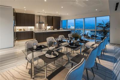 Las Vegas High Rise For Sale: 4471 Dean Martin Drive #4400