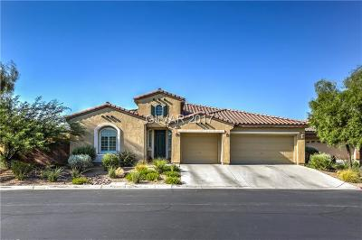 Las Vegas NV Single Family Home Contingent Offer: $460,000