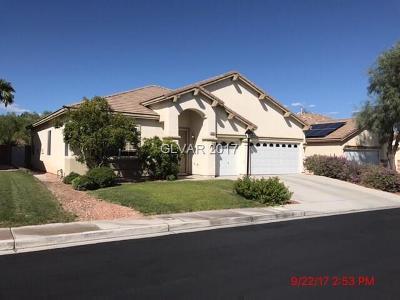 Blue Diamond, Boulder City, Henderson, Las Vegas, North Las Vegas, Pahrump Single Family Home For Sale: 8084 Black Orchid Avenue
