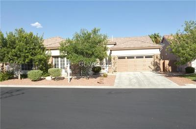 Las Vegas Single Family Home For Sale: 7120 Nature Valley Street