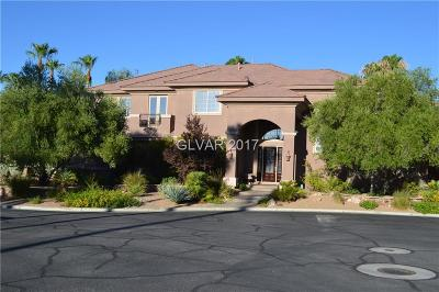 Las Vegas  Single Family Home For Sale: 6878 Mesa Grove Court