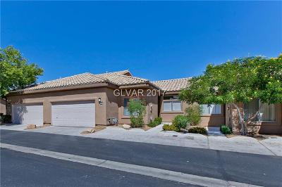 North Las Vegas Condo/Townhouse Contingent Offer: 4774 Wild Draw Drive