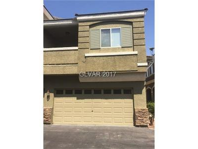 Las Vegas Condo/Townhouse Contingent Offer: 9303 Gilcrease Avenue #1077