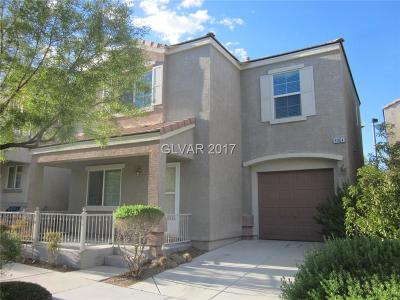 Las Vegas Single Family Home Contingent Offer: 9064 Alluring Avenue