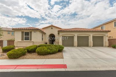 Single Family Home Contingent Offer: 3105 Grass Sparrow Drive