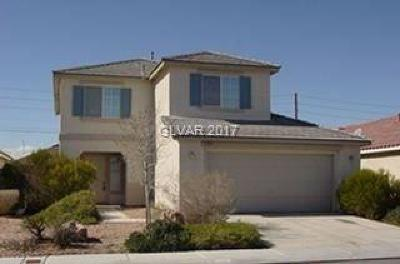 North Las Vegas Single Family Home For Sale: 5849 Springmist Street