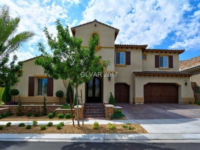 Las Vegas NV Single Family Home For Sale: $1,079,000