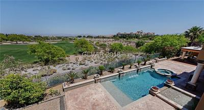 Single Family Home For Sale: 9256 Tournament Canyon Drive