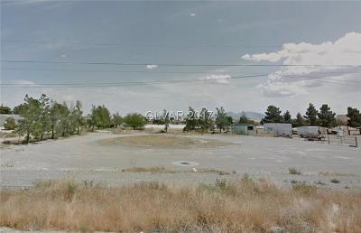 North Las Vegas Residential Lots & Land For Sale: N. Kenny