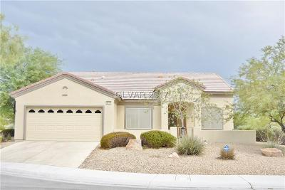 North Las Vegas Single Family Home For Sale: 3216 Lapwing Drive