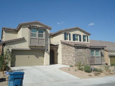 North Las Vegas Single Family Home Contingent Offer: 1012 Aspen Hollow Court