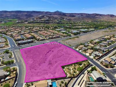Henderson Residential Lots & Land For Sale: Horizon Ridge Pkwy