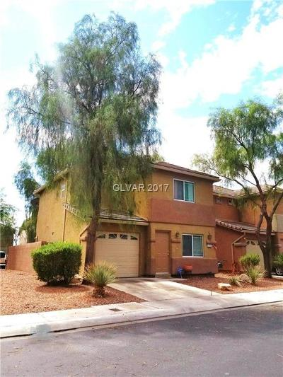 Las Vegas NV Single Family Home For Sale: $163,000
