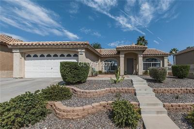 Henderson NV Single Family Home Sale Pending: $329,500