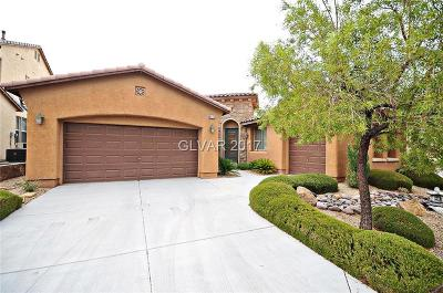 Las Vegas NV Single Family Home For Sale: $399,000