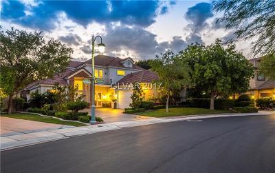 Las Vegas Single Family Home For Sale: 809 Noahs Star Street