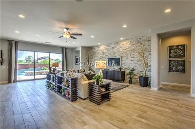Las Vegas Single Family Home For Sale: 5801 Exbury Gardens Court