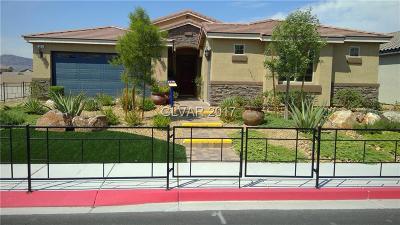 Henderson Single Family Home For Sale: 437 Calabria Beach Street