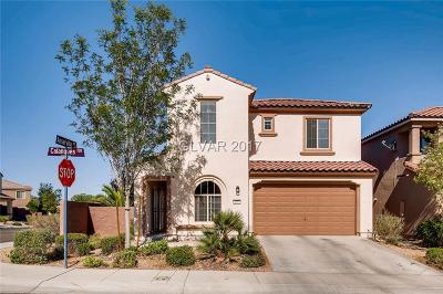 Henderson Single Family Home For Sale: 2657 Calanques Terrace