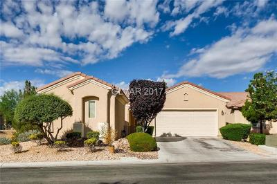 North Las Vegas Single Family Home For Sale: 7721 Homing Pigeon Street