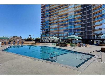 Las Vegas High Rise For Sale: 3111 Bel Air Drive #18E