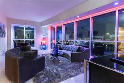 Sky Las Vegas High Rise For Sale: 2700 Las Vegas Boulevard #2609
