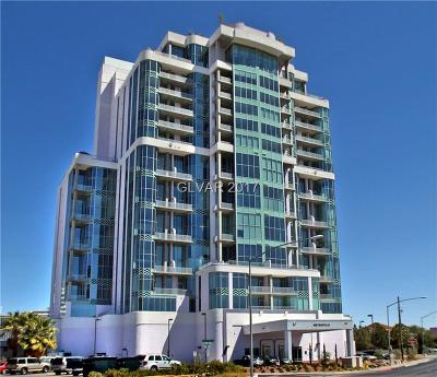Metropolis High Rise For Sale: 360 East Desert Inn Road #509
