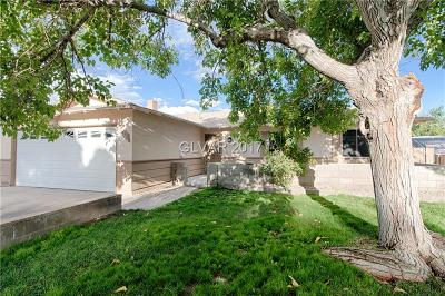 Boulder City Single Family Home For Sale: 1311 Gloria Lane