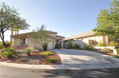 Clark County Single Family Home For Sale: 628 Summer Mesa Drive