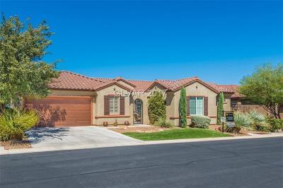 Henderson NV Single Family Home For Sale: $459,000