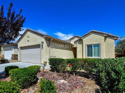 North Las Vegas Single Family Home Contingent Offer: 7560 Wingspread Street