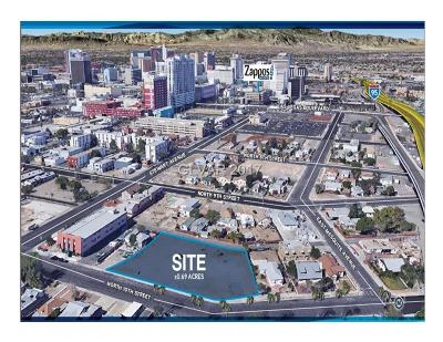 Las Vegas Residential Lots & Land For Sale: 317 10th Street